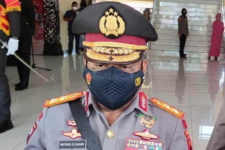 Kata Polda Papua, Ada 6 KKB yang Aktif Lakukan Gangguan Keamanan