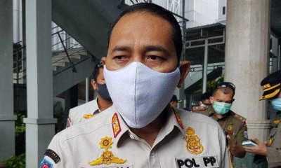 Kasatpol PP DKI Minta Bawahnya Tak Arogan Dalam Penegakan PPKM Darurat
