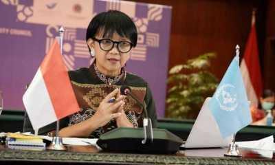 Hadiri Pertemuan Darurat OKI, Indonesia Sampaikan 3 Langkah Kunci Bela Palestina