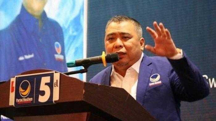 NasDem Senayan Minta Kepala Daerah Wajib Jalankan SE Mendagri soal Larang Open House