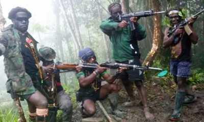 Lagi lagi Terjadi Kontak Tembak di Mayuberi Papua, 1 KKB Kabur Bawa AK-47
