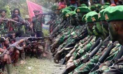 TNI/Polri Tidak Gentar Dengan Ancaman KKB Teroris Papua