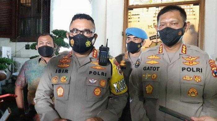 Pesta Narkoba, 5 Polisi Polrestabes Surabaya Dicokok Divpropam Polri