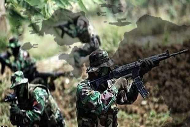 Inilah Identitas 2 Anggota KKB Papua Yang Tewas Saat Kontak Senjata