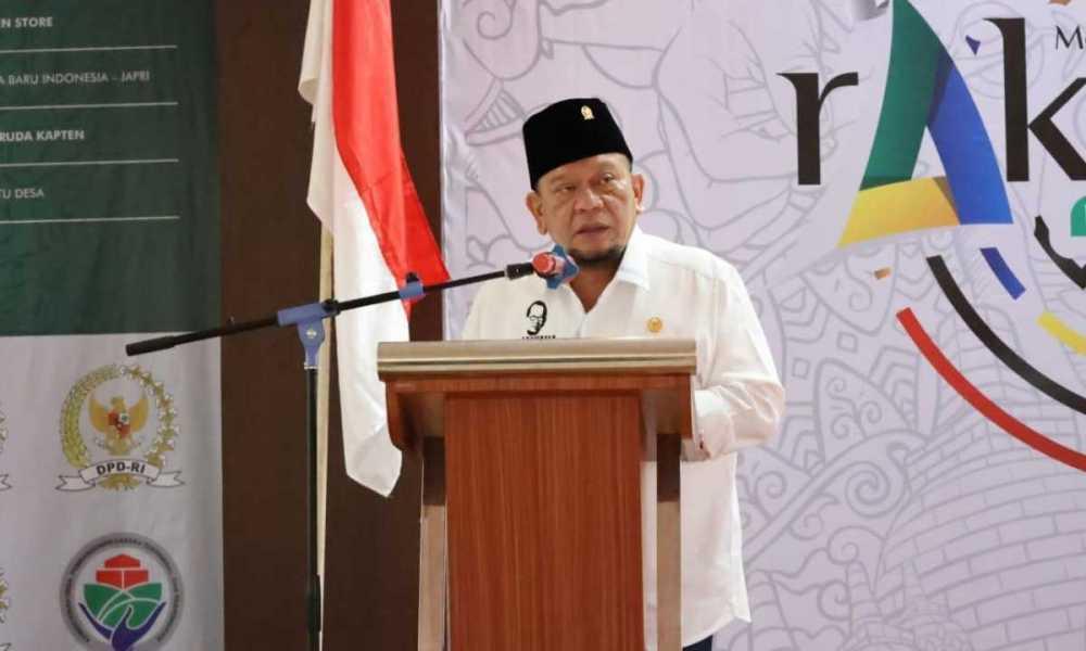LaNyalla Dorong Pemerintah Perhatikan dan Lindungi Kerajaan-Kerajaan di Nusantara