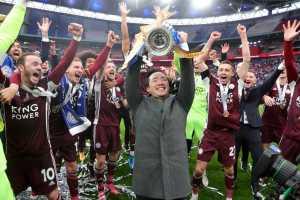 Menang Tipis dari Chelsea, Leicester Sabet Gelar Juara Piala FA