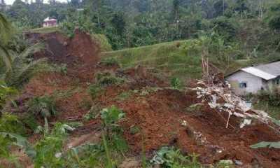 Seorang Anak Lima Tahun Meninggal Tertimbun Longsor di Sukabumi