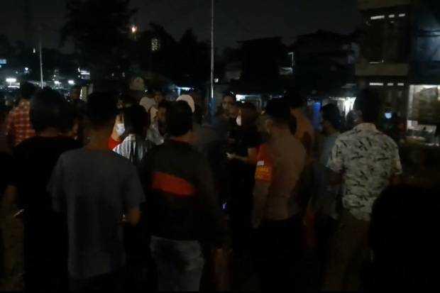 Perang Petasan Saat malam Takbiran di Cipinang Besar Utara, 1 Pemuda Terluka