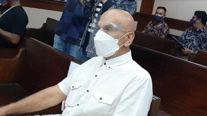 Kejari Jakpus Alihkan Status Mark Sungkar Jadi Tahanan Kota