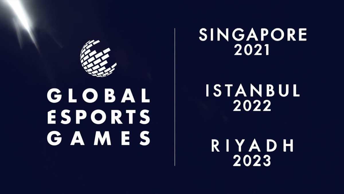 Tahun Ini Singapura Akan Jadi Tuan Rumah Global Esports Games