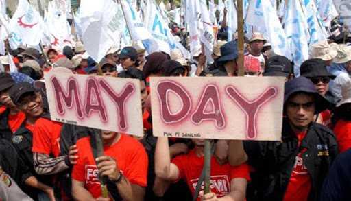 Pengamat: Hari Buruh Momentum Perkuat Program Kesejahteraan Pekerja