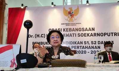 Pengamat: Megawati Tak Pantas Dapat Gelar Guru Besar dari UNHAN RI