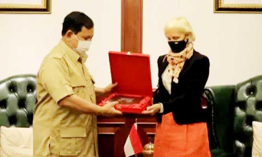 Indonesia dan Hungaria Perkuat Kerjasama Bilateral Bidang Pertahanan