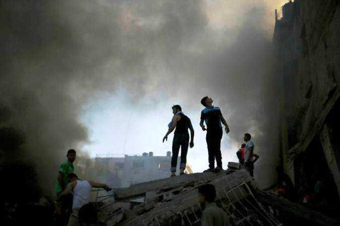 Mesir Kirim 10 Ambulans Ke Gaza Untuk Evakuasi Para Korban Agresi Israel