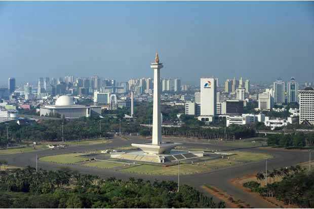 Sepanjang Senin, Jakarta Diperkirakan Cerah Berawan