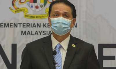Waduh! Malaysia Mulai Hadapi Tsunami Covid-19