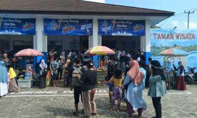 Lebaran, Objek Wisata di Cirebon Diserbu Pengunjung