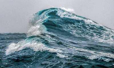 BMKG Minta Sejumlah Wilayah Perairan di Indonesia Waspada Gelombang Tinggi 6 Meter