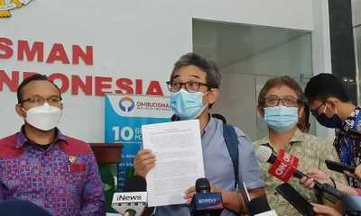 Tak Cuma ke Dewas, Novel Baswedan Cs Juga Laporkan Pimpinan KPK ke Ombudsman