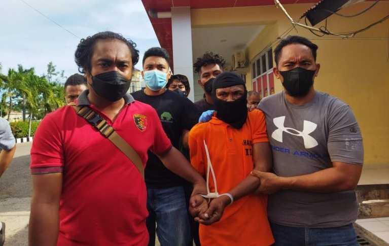 Tak Cuma Membunuh, Sopir Dum Truk di NTT ini Juga Perkosa Jasad Korbannya