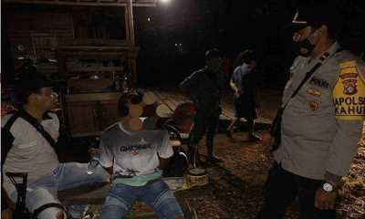 Polisi Berhasil Menangkap Pemuda Pengangguran Yang Bantai Lansia Saat Kepergok Mencuri Saat Shalat Idul Fitri