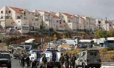 Sejumlah Negara Eropa Desak Israel Hentikan Perluasan Permukiman