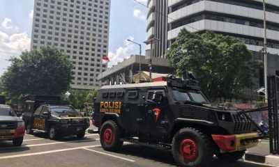 Ini Alasan Gedung KPK Dijaga Ketat Aparat TNI-Polri