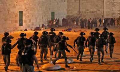 Waduh... Facebook, Instagram, dan Twitter Hapus Postingan Bentrok di Yerusalem