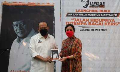 Hadiri Peluncuran Buku Ketua DPD RI, Ini Pesan Puan