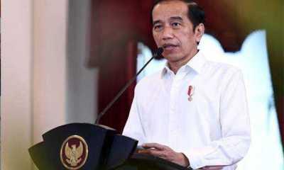 Hadapi Pandemi Covid-19, Jokowi Ajak Masyarakat Rapatkan Barisan