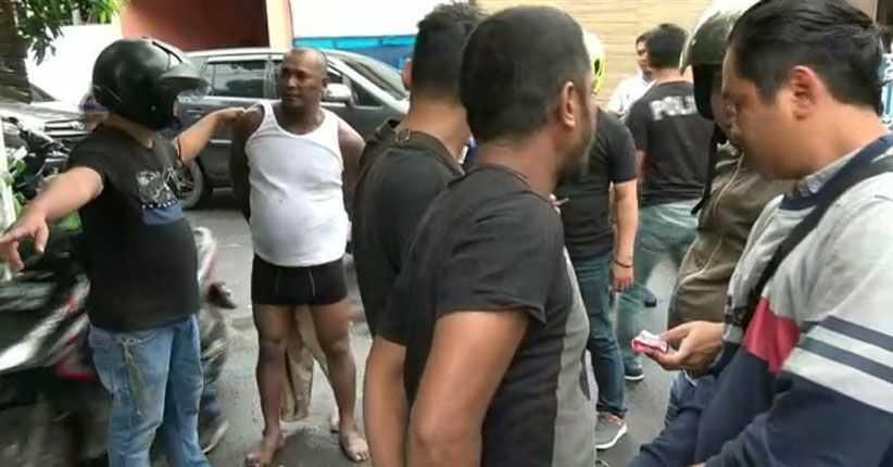 Razia di Kampung Ambon, Polisi Amankan 45 Orang