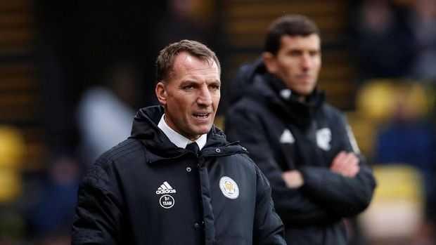 Rodgers Ingin Bawa Leicester Juara Piala FA