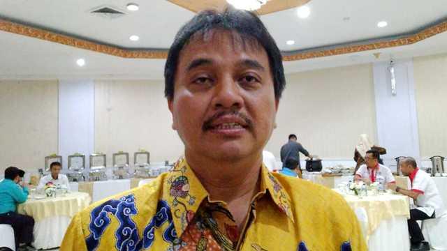 Roy Suryo Laporkan Artis Lucky Alamsyah ke Polda Metro Jaya