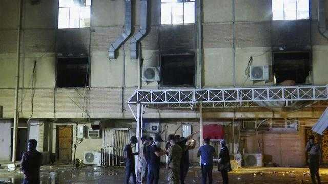 Rumah Sakit Covid-19 Terbakar, Menkes Irak Mengundurkan Diri