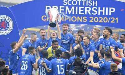 Pelatih Steven Gerrard Kembali Mencetak Sejarah di Liga Skotlandia