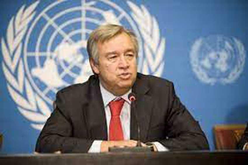 Sekjen PBB Desak Majelis Umum Minta Junta Militer Hentikan Pelanggaran HAM