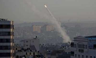 Memanas, Saling Serang Roket Hamas dan Israel Tewaskan Dua Orang Wanita