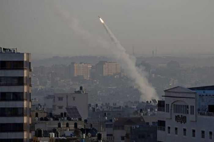 Israel Sudah Tembakan 3.000 Roket ke Gaza, Ratusan Nyawa Melayang Termasuk Anak-Anak
