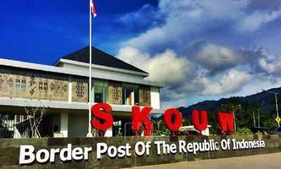 Indonesia dan PNG Sepakat Buka Kembali Perbatasan untuk Perdagangan