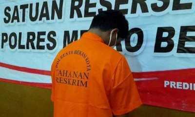 Anaknya Tersangka Kasus Pencabulan, Anggota DPRD Kota Bekasi Minta Maaf
