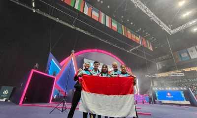 Indonesia Ikut Berpartisipasi di Kompetisi Gymnastic Internasional di Baku Azerbaijan