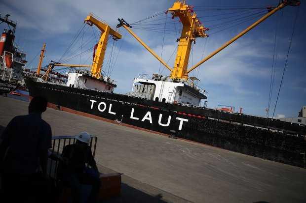 DPR Minta Pelni Berdayakan Tol Laut Untuk Penuhi Kebutuhan logistik