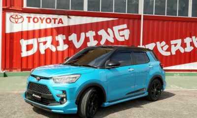 Baru Diluncurkan Sepekan, Toyota Raize Sudah Dipesan 1.269 Unit