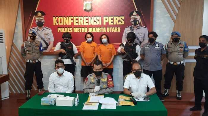 Tak Cuma Sang Vokalis, Polisi Juga Amankan Eks Drummer Deadsquad