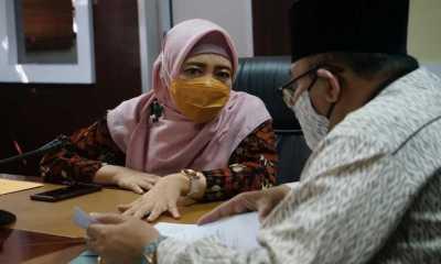 Bendung Korupsi Barang dan Jasa Melalui Aplikasi BELA, Wagub NTB Hadiri Rapat Bersama KPK