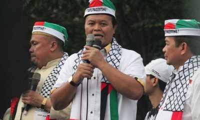 HNW Usulkan Jokowi Anugrahi Bintang Kehormatan ke Dua Tokoh Asal Palestina