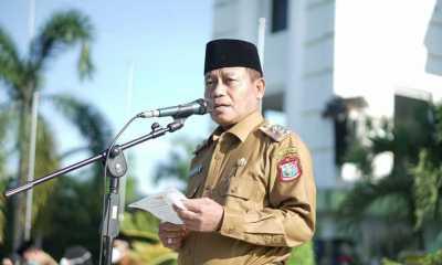 Wakil Wali Kota Tanjungbalai Minta Seluruh ASN Dukung Himbauan Permerintah Tak Mudik Lebaran