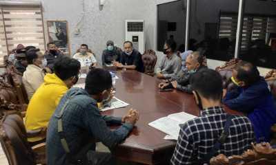Mogok Massal Jurnalis Balikpapan Pos Jadi Perhatian Wali Kota