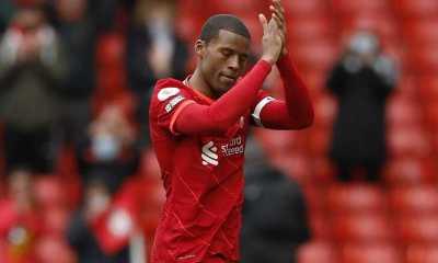 Gelandang Liverpool Georginio Wijnaldum Bakal Merapat ke Barcelona