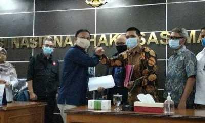 Sambangi Komnas HAM, WP KPK Serahkan Bukti Tambahan Pelanggaran HAM Proses TWK